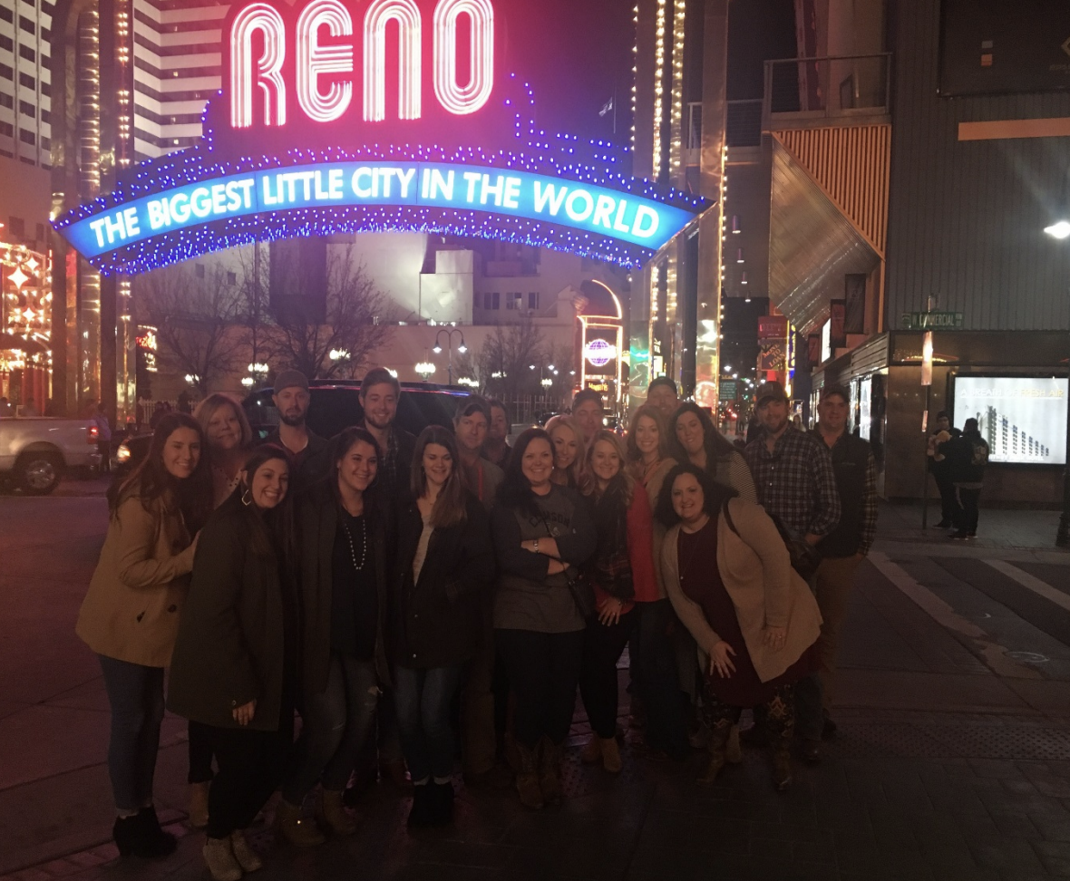 Williamsburg Co. Young Farmers & Ranchers in Reno