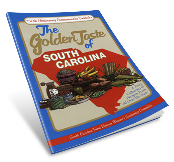 Golden Taste, South Carolina Farm Bureau's 50 Anniversary Cookbook