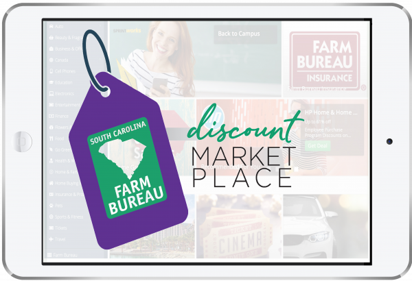 Member Benefits | South Carolina Farm Bureau